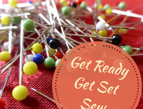 Sewing Blog: Get Ready Set Sew!