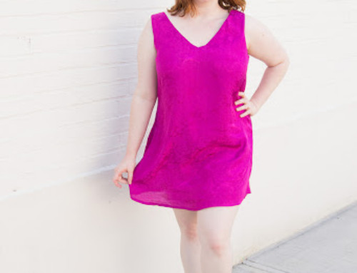 July Inspirations: Seamwork Sorbetto Dress