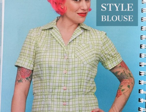 "Upcoming Project | Gertie Sews Vintage Casual ""40's Style Shirt"""
